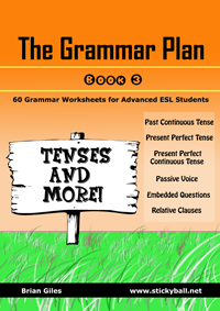 the grammar plan book 3