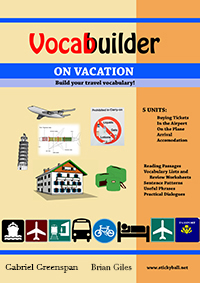vocabuilder on vacation